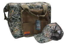 Rockpoint Outdoors Camo Ice Cooler Bag | Free cap included!