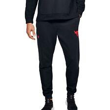 Under Armour Men's Sweatpants UA Project Rock Terry Joggers Pants 1355634-001