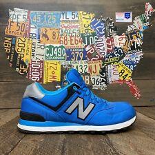 New Balance 574 Classic Sneaker Varsity Blue ML574WBB Men's Size 9.5
