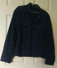 Blue Levi's Denim Jacket  70503 M