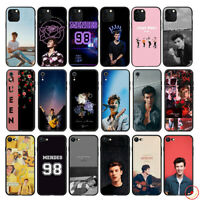 Shawn Mendes Soft TPU Case for iPhone 11 Pro Xr X XS Max 8 7 6 6s Plus Cover