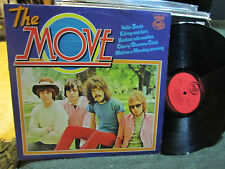 THE MOVE SELF TITLED MUSIC FOR PLEASURE MFP 50158 S/T elo wizzard roy wood lp uk