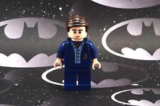 Lego Mini Figure Batman Classic TV Series BRUCE WAYNE from Set 76052 New