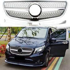 Car Front Racing Facelift Grills For Mercedes-Benz W447 Vito 2016-2019 Dia Dil