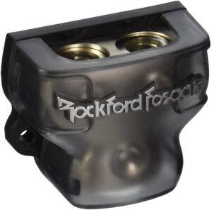 Rockford Fosgate RFD1 1/0 AWG Distribution Block