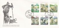 NZFD426) NZ 1991 Sheep Of NZ FDC