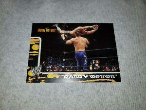 2002 Fleer WWE Royal Rumble #14 Randy Orton RKO Rookie First Card RC RARE MINT