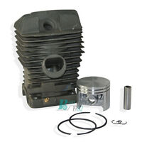 Cylinder Head Barrel & Piston Rebuilt Kit For STIHL 029 039 MS290 390 Chainsaw
