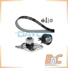 WATER PUMP & TIMING BELT KIT RENAULT DACIA DAYCO OEM 8200537033 KTBWP5320 HD
