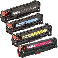 4/PK Color Toner Set for HP 304A CC530A CC531A CC532A CC533A - CM2320 CP2025