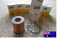 Genuine WIX Premium Oil Filter Mazda 3 6  Ford Mondeo Escape.Ryco ref R2604P