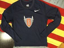 Nike Team USA Track & Field Olympic DISTANCE SWIFT LONG SLEEVE TOP JERSEY S NEW
