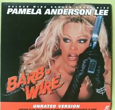 LASERDISC Barb Wire - Unrated Version