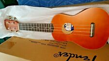Fender Hermosa Limited Edition California Coast Soprano Ukulele Mahogany New