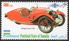1924 morgan aero (3-wheeler) super voiture de sport automobile timbre