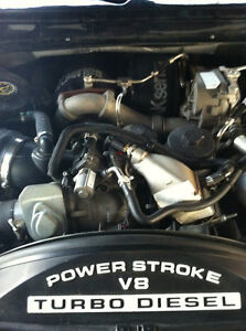 Turbo Socks! Fits 08-11 6.4 Powerstroke 3 Layers Lower Temps! Great For Towing!