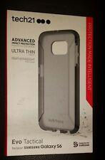 Tech 21 Evo Tactical Case Cover avec flexshock Samsung Galaxy S6 | T21-4430