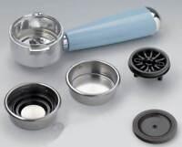 Ariete braccetto filtro polvere cialde disco crema macchina caffè Retrò 1389