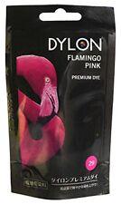 Dylon 50g Rosa Flamingo tinte manual