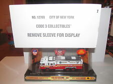 Code 3 - New York Fire Department - Saulsbury - Rescue 1 - Scale 1:64