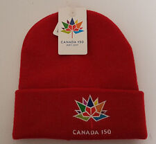 Canada 150 Winter Beanie. Red. New with Tags. Canada's 150th Anniversary