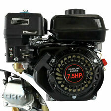 Petrol Engine Gasoline Engine Air Cooled Pullstart Pump 4-Stroke 7.5Hp Usa Stock
