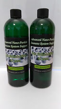 2 Bottles of True Colloidal Silver 30ppm Nano Particle - Immune Support