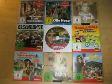 DEFA Sammlung DVD 9 Stück DDR Märchenfilme DVD DEFA Film Heimatfilme