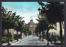 MONZA BERNAREGGIO 01 Cartolina FOTOGRAFICA viaggiata 1965