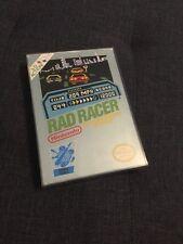 """RAD racer (versión EE. UU.) """"en OVP cib Nintendo NES us-juego radracer"""