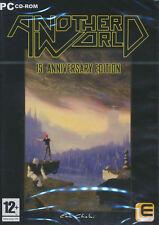 ANOTHER WORLD 15th Anniversary Ed. Adventure PC GameNEW