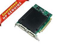 HP nVidia Quadro NVS440 256MB PCI-e X16 Graphics Card Quad Support 385641-001