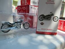 Hallmark Keepsake 2013 CVO Breakout Harley Davidson ornament in box