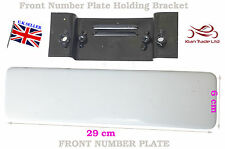 BULLET SPAREPARTS ROYAL ENFIELD FIXING FRONT NUMBER PLATE AND HOLDING BRACKET
