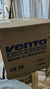 Venta LW25 2-in-1 Humidifier & Air Purifier Evaporator - White