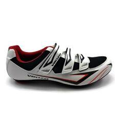 Venzo Mens Cycling Shoes 3 Straps Compatible W/Peloton Shimano SPD Arc Delta 13