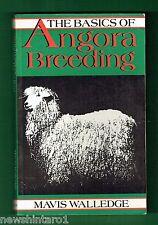 #WW.   BOOK -  ANGORA GOAT  BREEDING