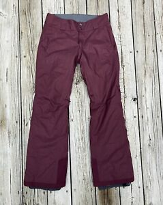 Women's Patagonia Insulated Snowbelle Pants size S Light Balsamic