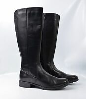 JANA Stiefel Gr. 39 Soft flex Sohle, angefüttert, Damen Schuhe (H3)6/17 M2