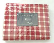 New Tommy Hilfiger Karin Bed Skirt Queen