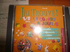 jeux éducatifs : 3/5 ans  J'ai trouvé le coffre à jouets- de 2/4:les Télétubbies