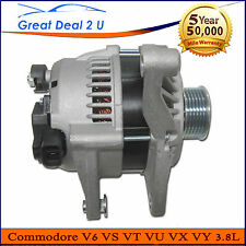 Commodore 3.8L V6 Alternator suit Holden VS VT VU VX VY WH Ecotec 100A Brand New