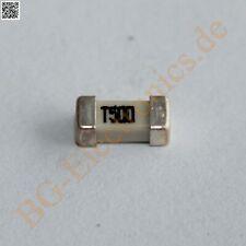 20x 500ma//63v Flink SMD backup Schurter 3402.0045.24