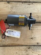 Baldor Industrial Gearmotor 1/20 HP GC 9310