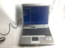 Dell Latitude D610 Intel Pentium M 1.86GHz 1gb RAM Laptop Computer -CZ