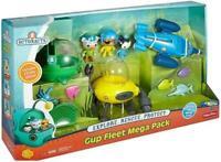Octonauts Gup Fleet Mega Pack