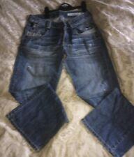 "Gio Gio Dakota  Jeans Size 26"" Waist Please See Photos & Read Description"