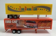 New ListingTractor Trailers Euro-Car & Zero Racing Team Lot Of 2