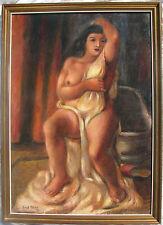 Quadri di nudi dal XX secolo e oltre dipinti a olio | eBay