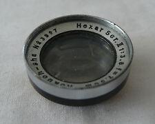 Vintage Camera Hexar Ser II 1:3.8 f-7.5cm Rokuoh - sha Lens